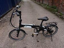 Raleigh Stow-e-Way Unisex Foldaway Electric Folding Bike