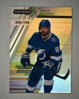 2020-21 UD Synergy FX #FX-14 Nikita Kucherov /749 - Tampa Bay Lightning