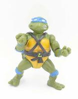 Rare Vintage 1988 Leonardo TMNT Action Figure Playmate Ninja Turtles Has Harness
