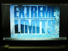 Extreme Limits (DVD, 2001) Jay Andrews DVD ONLY SLIM CD/DVD STORAGE CASE