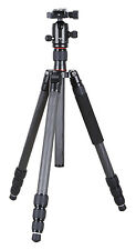 Professional A-1288 Quality Carbon Fiber Camera Tripod with Panoramic Ball Head