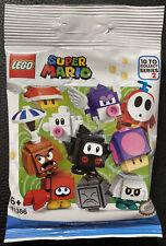 Super Mario LEGO Character Packs - Mystery Blind Bag New Sealed 7136 Figure Set