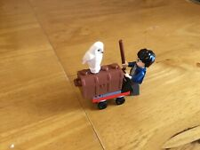 Lego Harry Potter 30110 Trolley With Harry Potter and Hedwig- COMPLETE