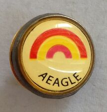 American Eagle Outfitters Clothing Brand Tiny Pin Badge Rare Vintage AEAGLE (H9)