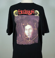 DELIRIUM Zzooouhh T-Shirt Black Men's size size M (NEW)