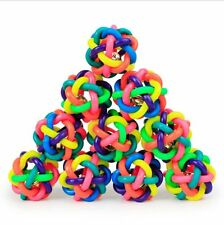 Pet Large Giggle Ball PET Dog Tough Treat Training Teething Chew Toy Puppy Play