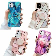 TPU Case For Apple iPhone 11 Marble Print Design Cover
