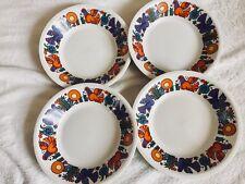 4 x Villeroy & Boch ACAPULCO Porzellan Suppenteller 21 cm