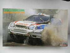 Toyota Corolla WRC  Safari Rally Kenya 1998  Bausatz  Hasegawa  1:24  OVP