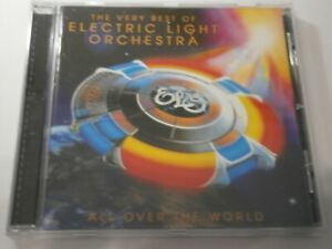 """CD. ELECTRIC LIGHT ORCHESTRA ( ELO ). """"THE VERY BEST OF"""". ALL OVER THE WORLD."""