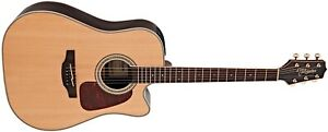 Takamine GD90CE-MD Dreadnought Electro-Acoustic Guitar Natural