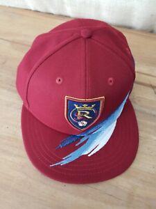 Real Salt Lake Monarchs SC New Era 59FIFTY MLS Hat Cap Size 7 3/8 NEW w/tags