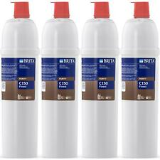 More details for 4 x brita purity c 150 finest water filter cartridge reduces limescale & gypsum