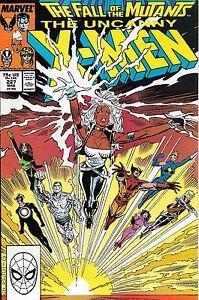 Uncanny X-Men # 227 VF or better Copper age Marvel Wolverine