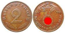 J362    2 Reichspfennig Dritte Reich  1940 A  502745