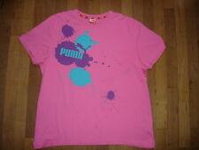 PUMA T-shirt  taille XXL  coton 100%