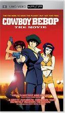 Cowboy Bebop: The Movie - PSP (UMD-Movie, 2005)