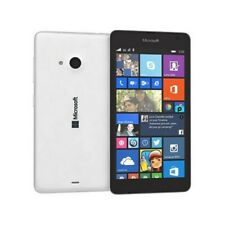Smartphone Nokia Lumia 550 5MP 16 Go Windows Phone Reconditionné Grade A Blanc