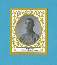 T204 Ramly Baseball Card Reprint Single - Wild Bill Donovan (Detroit Tigers)