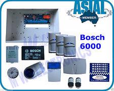 Bosch Alarm Solution 6000 3 Blue Line Gen2 PIR Receiver Remotes Free Programming