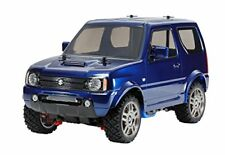58614 1/10 Tamiya RC Car Buggy Suzuki JIMNY Jb23 Mf-01x Chassis With ESC 4wd