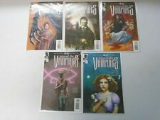 Tales of the Vampires set #1-5 8.0 VF (2003)