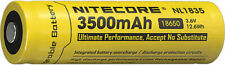 Nitecore Rechargable 18650 Battery 3500  NL1835