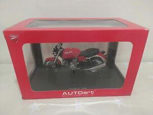 AUTOart 1/12 MOTO DUCATI GT1000 rouge ref 12546