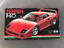 Ferrari F40 - Tamiya 1/24