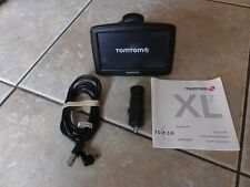 """TomTom XL2 IQ Routes with 4.3"""" Screen UK & EUROPE Maps GPS SATNAV"""