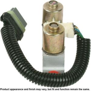 ABS Hydraulic Assembly Cardone 12-2007 Reman