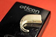 """Oticon"" K 50-POWER Digital Minature Programmable BTE Danish Hearing Aid"
