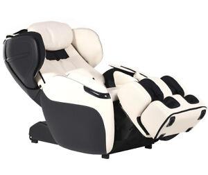 Human Touch Opus 3D Massage Chair Zero Gravity Recliner Heat Foot Rollers BONE