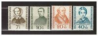 S31560) Germany 1955 MNH Welfare 4v