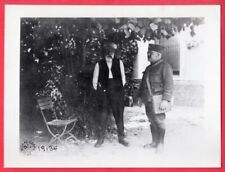 1918 Corps Historian Interviews H.E.P. Poursux Nanteuil sur Marne News Photo