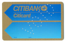 HUNGARY - CITIBANK CITICARD BUDAPEST - CREDIT CARD - SPECIMEN - TDLR  1994