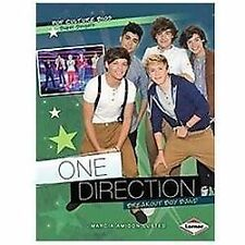 One Direction (Pop Culture Bios: Super Singers)-ExLibrary