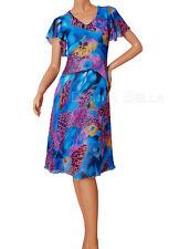Vestidos de mujer de color principal multicolor sintético