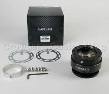 NRG Quick Release Steering Wheel Hub Kit Carbon Fiber