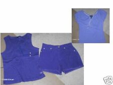 LIMITED TOO SIZE 8 10 3 PIECE  SHORTS & 2 TOPS