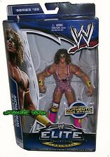 WWE WRESTLING ELITE SERIES 26 ULTIMATE WARRIOR WITH AUTHENTIC RING ATTIRE