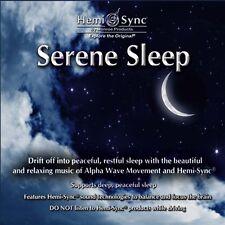 Serene Sleep Hemi-Sync Monroe Delta Music CD New Ambient Soundscape 46 m r 2013