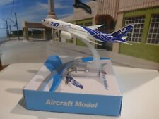 Boeing 787 ANA  1:400 scale+Bonus Boeing sticker and Boeing magnet