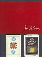 FRANCO GENTILINI I TAROCCHI DI GENTILINI BOX ROSSO