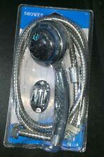 Duschkopf mit schlauch Handbrause Duschschlauch  inkl. Brauseschlauch 1,5m