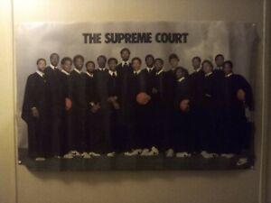 Nike basketball poster Nike the supreme Court