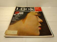 Look Magazine September 10, 1963 Japan Football Forecast mg1476