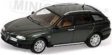Alfa Romeo Crosswagon Q4 - 2004-07 Brookland Vert Métallique 1:43 Minichamps