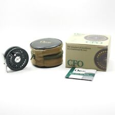 Orvis CFO I Disc Fly Fishing Reel. Made in England. W/ Box and Case.