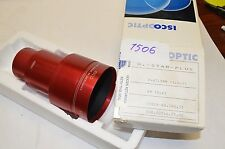 iSCO OPTIC Ultra Star HD Plus 47.5mm (1:2,1). 35mm Cine Projection Lens Minty!